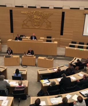 Anhörung zum Bundesteihabegesetz 23.10.2017